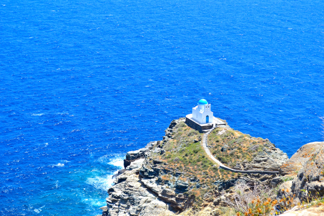 Sifnos, the Island of Poets