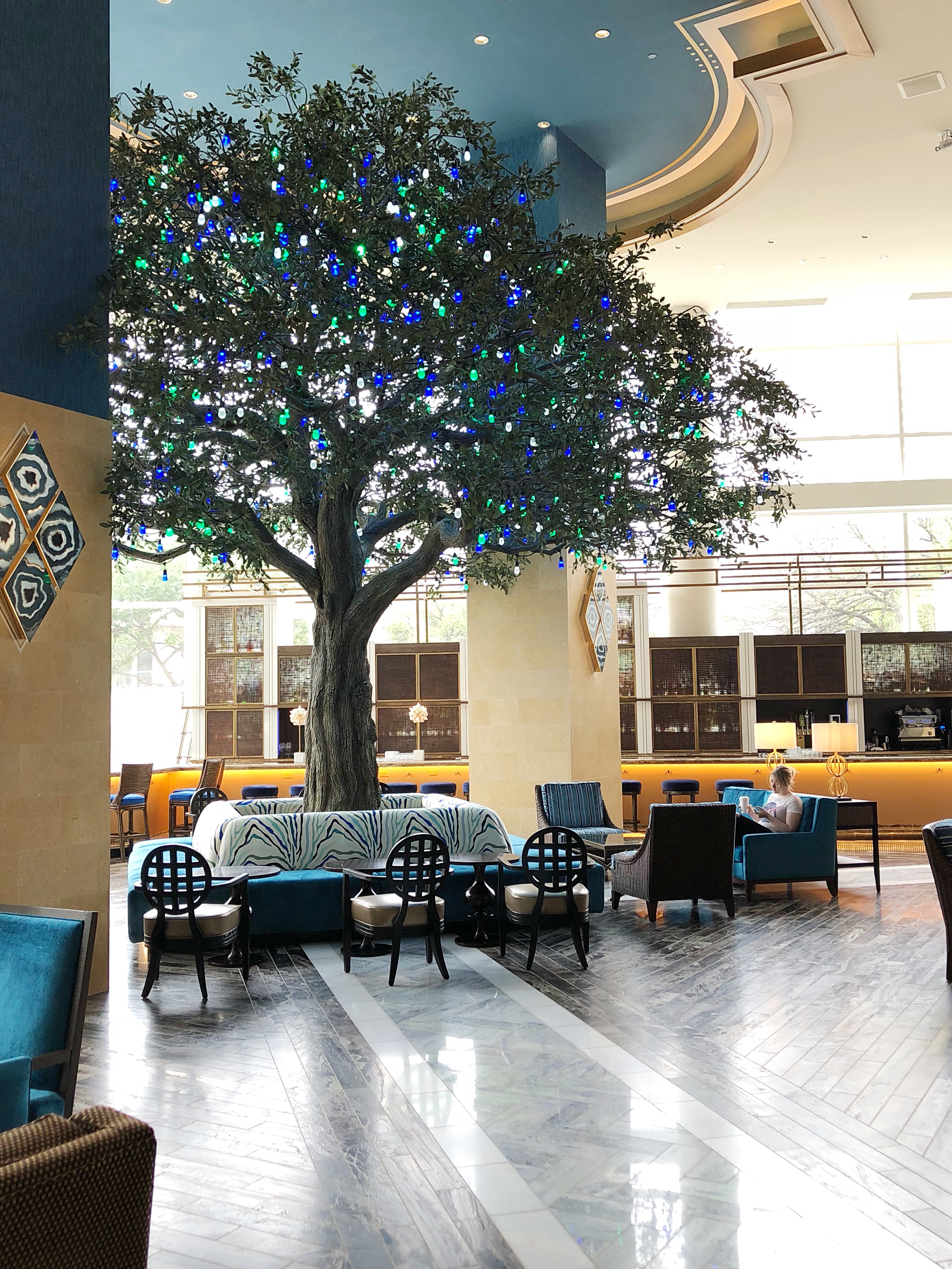 Staycation at the new Fairmont Austin | The Hungry Chronicles