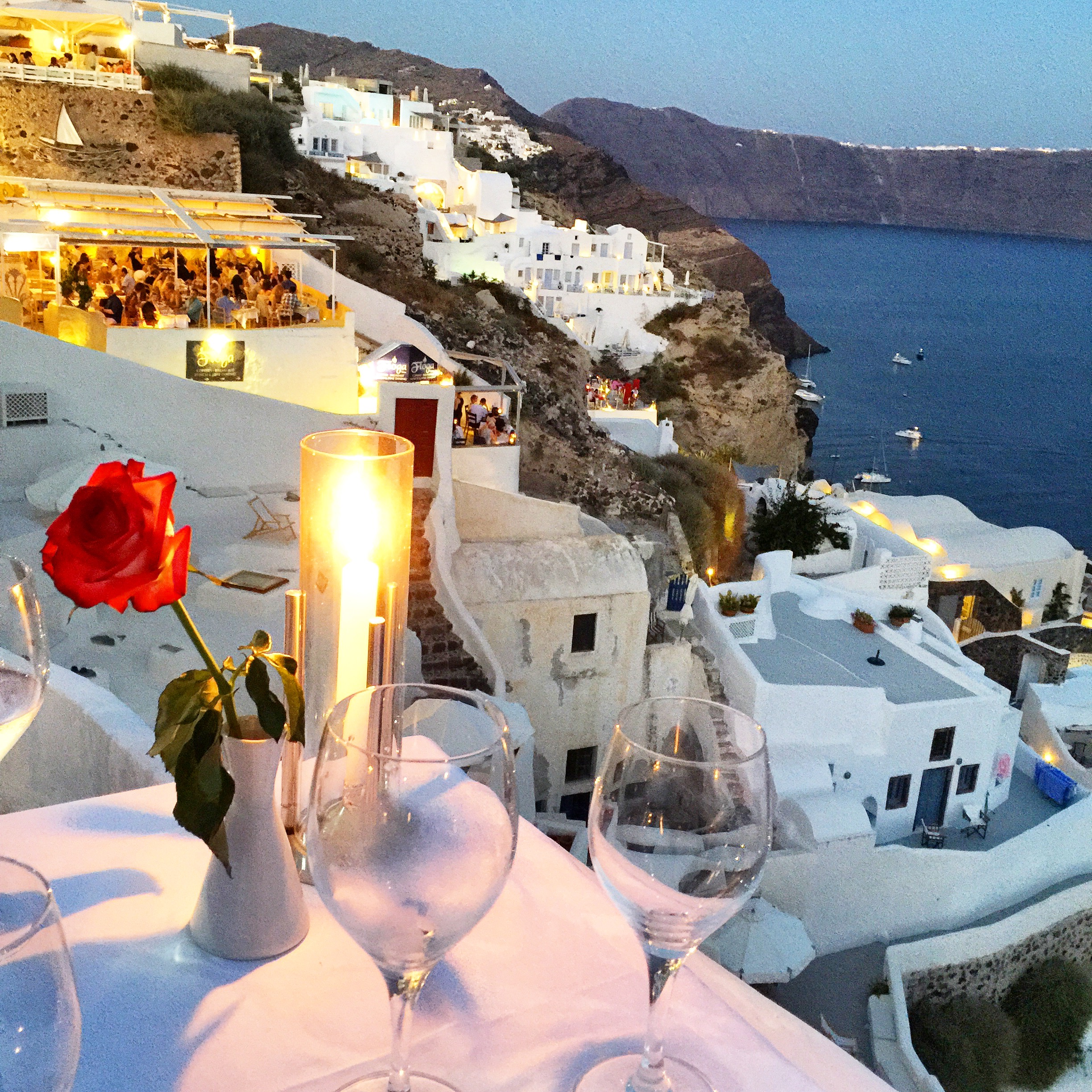 Santorini Travel Guide   The Hungry Chronicles