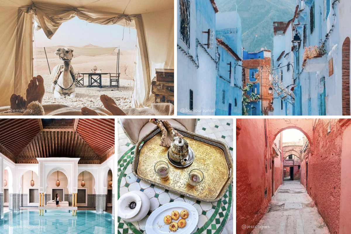Where to Travel in 2019 | The Hungry Chronicles | Morocco